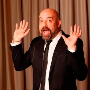Goyo Jiménez, teatro de humor