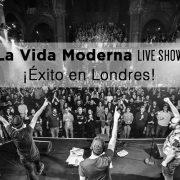 LVM, La Vida Moderna Live Show