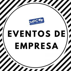 Eventos de empresa con MPC