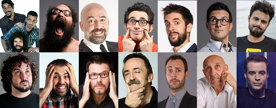 monólogo. El auge del stan up comedy