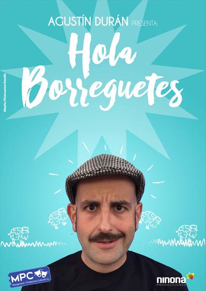 Agustín Durán: Hola Borreguetes