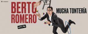 Berto Romero_Teatro_contratación Oficial
