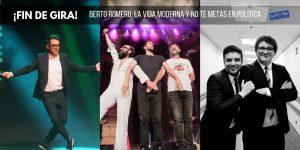 Berto Romero, La vida Moderna, No te Metas en política