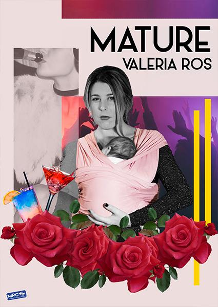 """Contratación oficial de """"Mature"""" de Valeria Ros"""