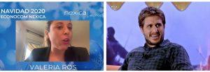 Valeria Ros y Pablo Ibarburu, contratación para eventos de empresa