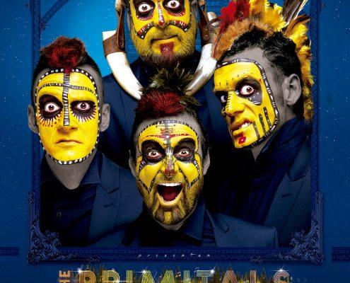 The Primitals en Barcelona
