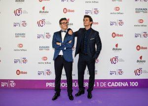 Christian Gálvez y Victor Parrado